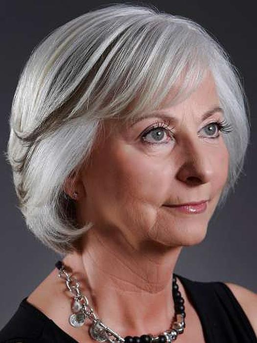 Женские причёски в 50 лет